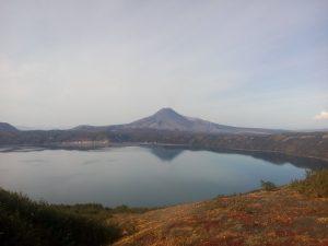 Karymsky volcano (1)