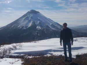 Karymsky volcano (2)