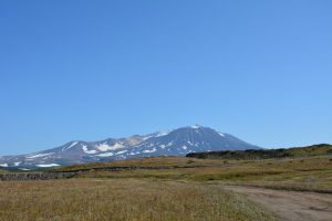 Mutnowsky Volcano