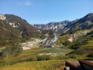 Valley of Geysers (3)