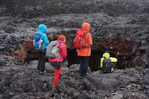 Walking on the Lava (4)