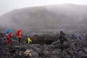 Walking on the Lava (5)