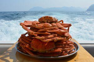 Sea menu